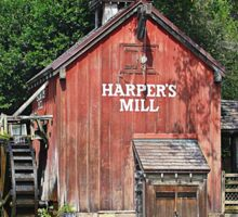 Harper's Mill Sticker