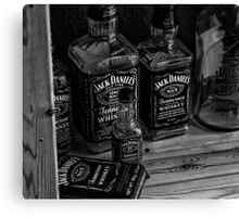 Jack Collection Canvas Print