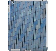 Blue Glass Facade iPad Case/Skin