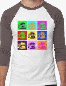 Bus to Nowhere Men's Baseball ¾ T-Shirt
