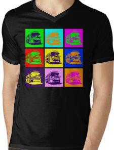 Bus to Nowhere Mens V-Neck T-Shirt