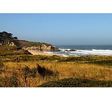 Coastal Colors Photographic Print