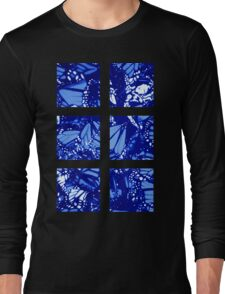 Fragmented Monarchy in Sharpie (Ice Ice Baby Edition) Long Sleeve T-Shirt