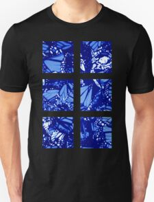 Fragmented Monarchy in Sharpie (Ice Ice Baby Edition) Unisex T-Shirt