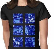 Fragmented Monarchy in Sharpie (Ice Ice Baby Edition) Womens Fitted T-Shirt