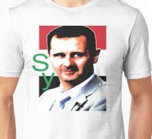 Syria Bashar Al Assad Unisex T-Shirt