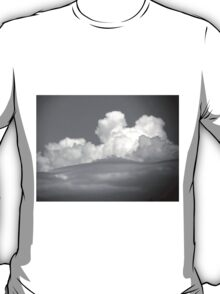 Black And White Cloud 1 T-Shirt