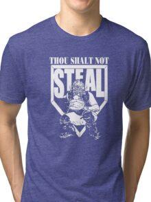 Thou Shalt Not Steal T-Shirt 2016 Tri-blend T-Shirt