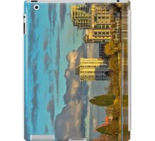 Lost Lagoon View Perspective #2 iPad Case/Skin