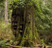 Forest Sentinel Sticker