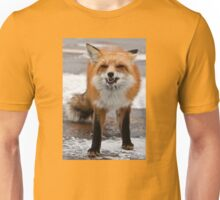 Goofy Fox Unisex T-Shirt