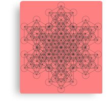 Mathematical Art - 2 Canvas Print