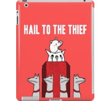 Hail to the Thief iPad Case/Skin