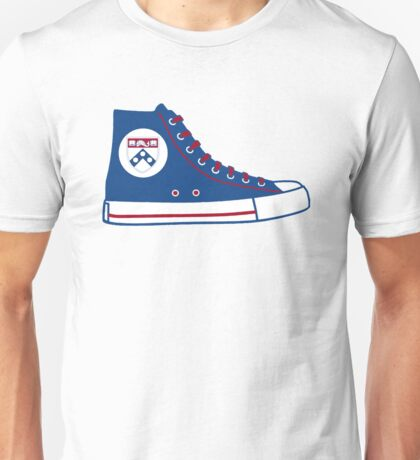 University of Pennsylvania UPenn Converse Sneaker Unisex T-Shirt
