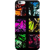 Fragmented Monarchy in Sharpie (Rainbow Edition) iPhone Case/Skin