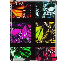 Fragmented Monarchy in Sharpie (Rainbow Edition) iPad Case/Skin