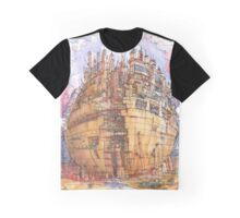 La Citta' Sferica Graphic T-Shirt