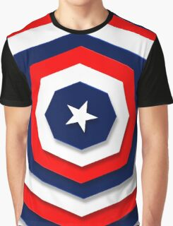 STARS AND STRIPES-334 Graphic T-Shirt