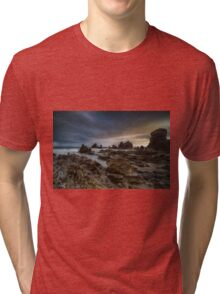 Rocky Southern California Beach 4 Tri-blend T-Shirt