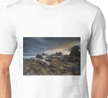 Rocky Southern California Beach 4 Unisex T-Shirt