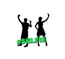#SELFIE Photographic Print
