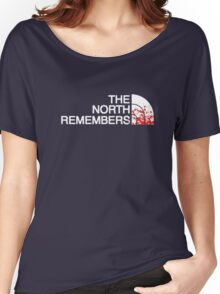 The North Remembers Tees Women's Relaxed Fit T-Shirt