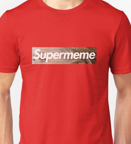 SUPREME with HILLARY Unisex T-Shirt