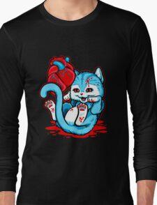 Cat Got Your Heart Long Sleeve T-Shirt