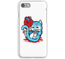 Cat Got Your Heart iPhone Case/Skin