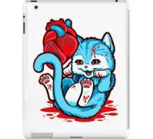 Cat Got Your Heart iPad Case/Skin