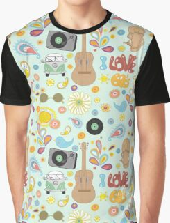 I Love the 60's Graphic T-Shirt