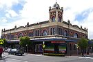 Section of the Mall, Tenterfield, NSW, Australia (2) by Margaret  Hyde