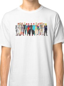 Group Bowie Fashion Classic T-Shirt