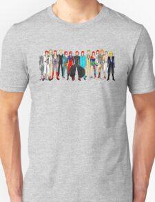 Group Bowie Fashion Unisex T-Shirt