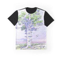La Citta' Albero Graphic T-Shirt