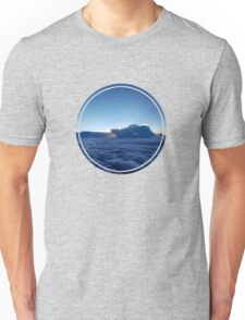 Sailing in the Sea of Clouds Unisex T-Shirt
