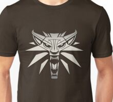 The Witcher - Steel Wolf Unisex T-Shirt
