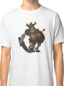 Skeleton Warrior Classic T-Shirt