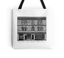 Electric Cleaning Works Tote Bag