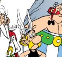asterix and obelix Sticker