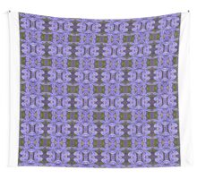Spanish Blue (VN.16) Wall Tapestry