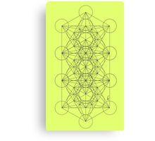 Mathematical Art - 3 Canvas Print