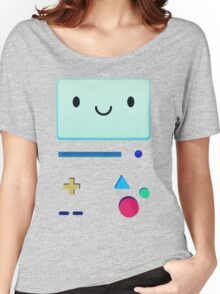 Adventure time - bmo Women's Relaxed Fit T-Shirt