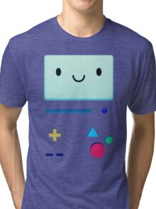 Adventure time - bmo Tri-blend T-Shirt