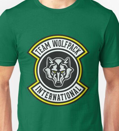 Team Wolfpack International  Unisex T-Shirt