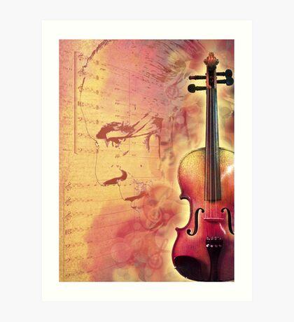 Adagio for Strings Art Print