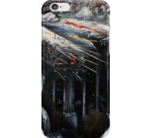 Aftermath of a war iPhone Case/Skin