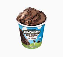 Ben & Jerry's Chocolate Fudge Brownie Unisex T-Shirt