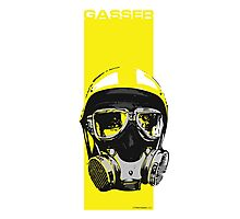 Gasser-Yellow Photographic Print
