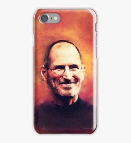 Steve Jobs iPhone Case/Skin